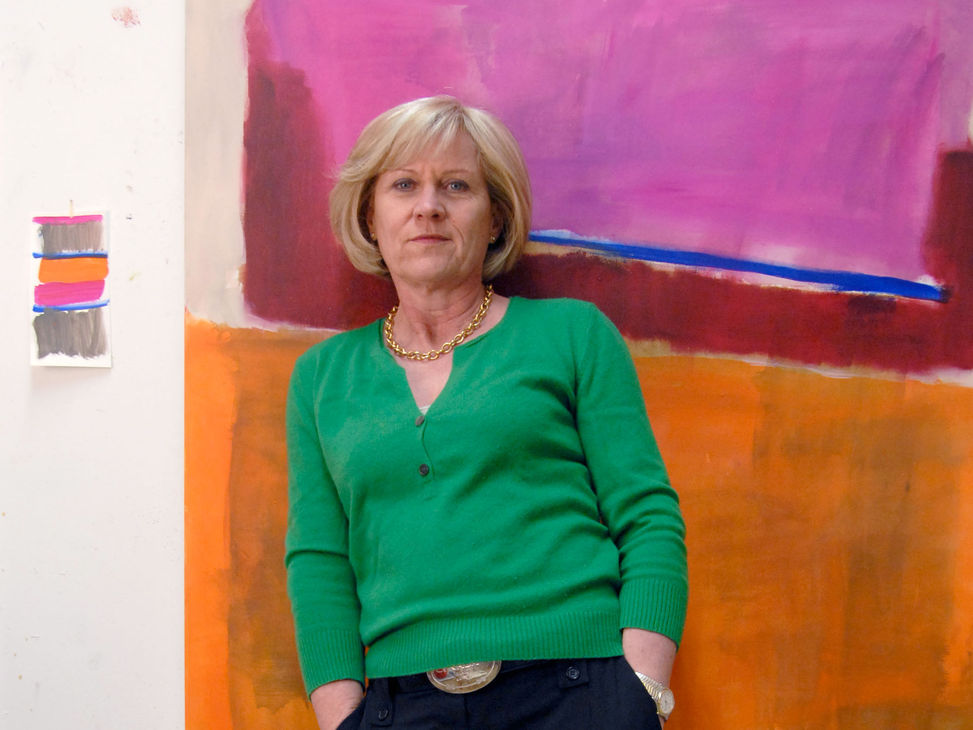 Ilse Renner - Portrait Künstlerin