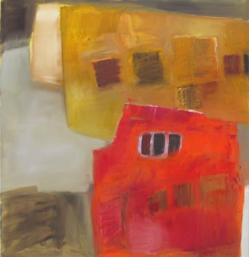 115 x 110 cm - Öl auf Leinwand - 2011
