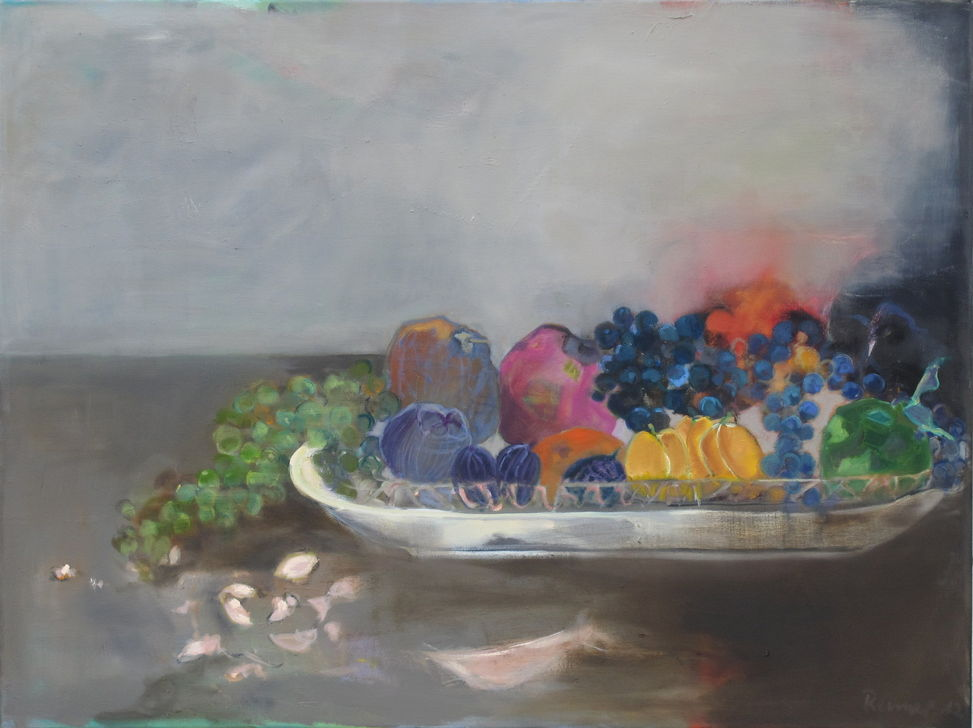 75 x 100 cm - Öl auf Leinwand - 2012