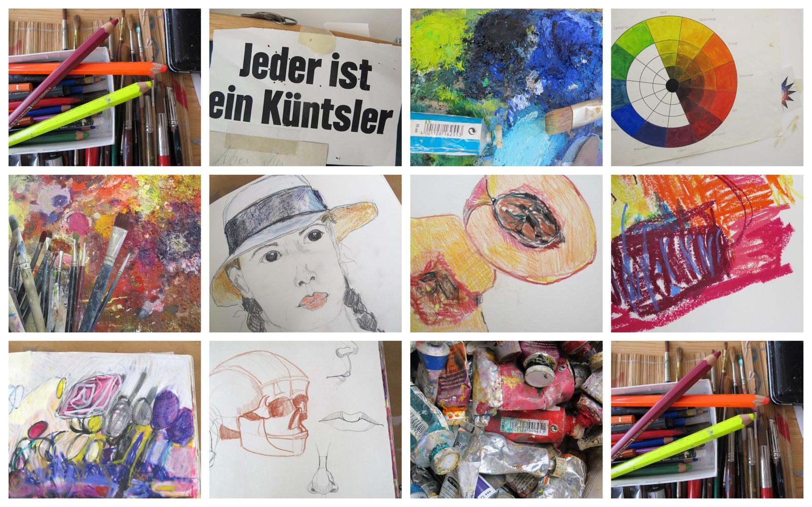 Ilse Renner - Malschule / Kurse für Kinder - Schondorf am Ammersee