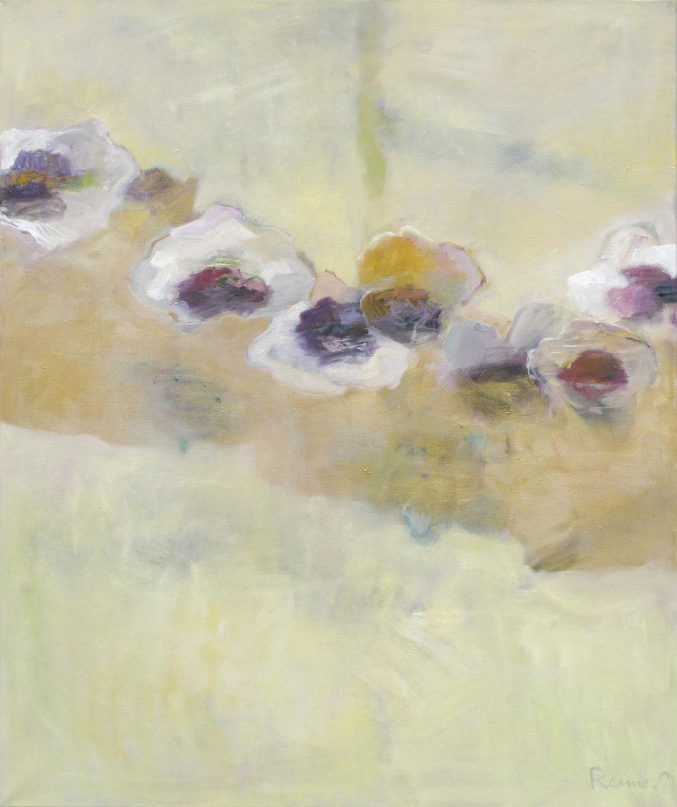Natur  (III)  (2011) - Öl.a. LW - 120 x 100 cm) (Archiv Tom)
